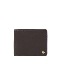 36 02 Sb (Rfid) Men's Wallet Melbourne Ranch,  brown