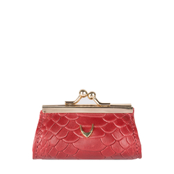 Mia Coin Pouch Snake,  red