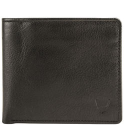 17 Men's Wallet, Regular,  black