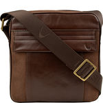 Beatty 02 Crossbody,  brown, khyber