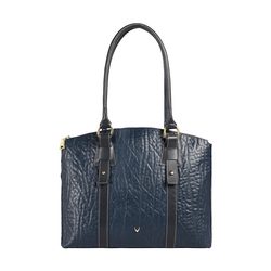 HIDESIGN X KALKI SAMURAI 01 WOMEN'S SHOULDER BAG ELEPHANT,  midnight blue