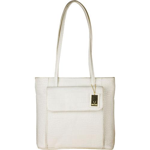 Tovah 4310 Women s Handbag, Croco,  white