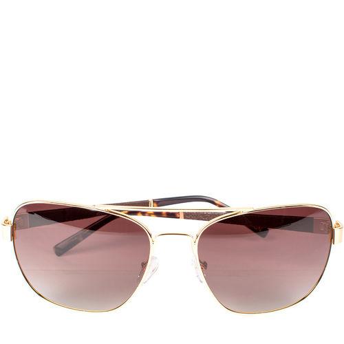 SNORKEL-GOLD sunglasses,   brown