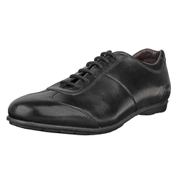 ALEX N MENS SHOES MILANO, 6,  black