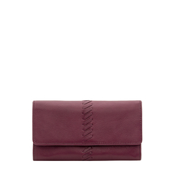 Sebbie W1 (Rfid) Women's Wallet, Regular,  aubergine