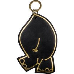 Butt Keychain, Dakota,  black