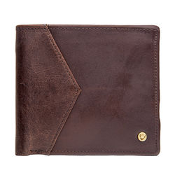 248-F017 (Rf) Men's wallet,  brown
