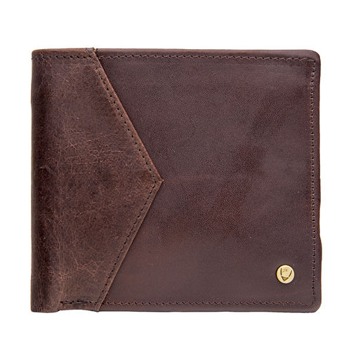 248-F017 Men s wallet,  brown, soho