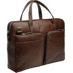 Slider 01 Briefcase,  brown, regular