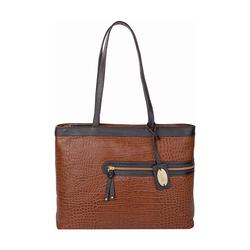 Tokyo 02 Sb Women's Handbag, Croco Melbourne Ranch,  tan