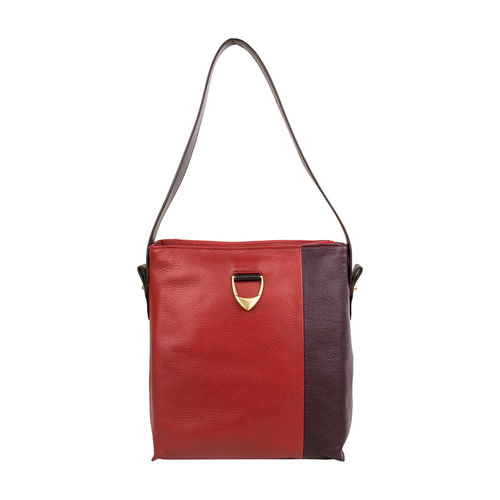 Sonny 02 Women s Handbag, Cow Deer Melbourne,  red