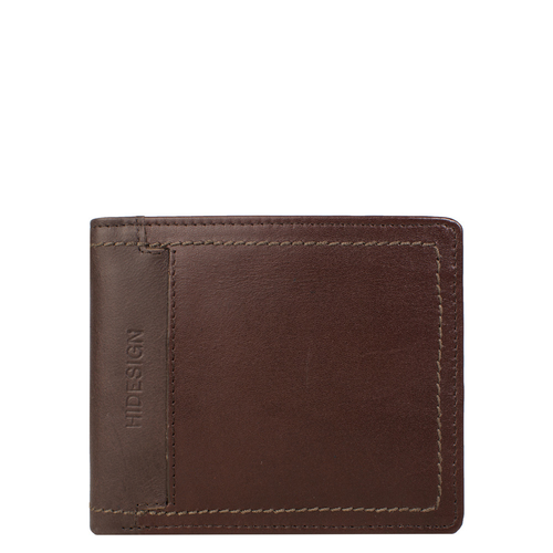 282-L107F Men s wallet,  brown, soho