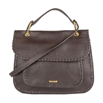 Naturale 01 Women s Handbag, Regular Melbourne Ranch,  brown