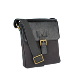 Bedouin 03 Crossbody Canvas,  black