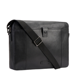 MESSI 01 SB MESSENGER BAG REGULAR PRINTED,  black