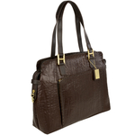 Madison Avenue 2 Handbag,  aubergine, elephant