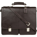 Bentley Parma Briefcase,  brown, regular