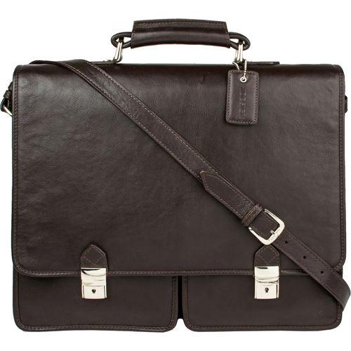 Bentley Parma Briefcase,  brown, regular