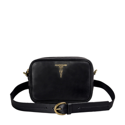 ELAINE 01 ACCESSORIES MILANO,  black