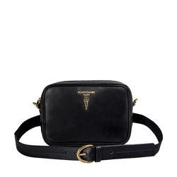 Elaine 01 Beltbag, Milano,  black