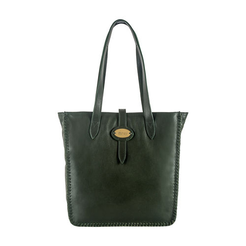 Amber 03 Women s Handbag, Roma,  emerald green