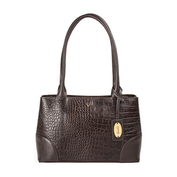 Berlin 02 Sb Women's Handbag Croco,  brown
