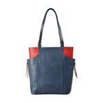 Gemini 02 Sb Women s Handbag, Andora Snake,  midnight blue