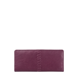 Sebbie W4 (Rfid) Women's Wallet, Regular,  aubergine