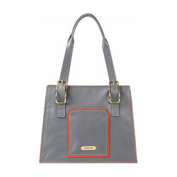 La Porte 02 Women's Handbag Melbourne Ranch,  grey