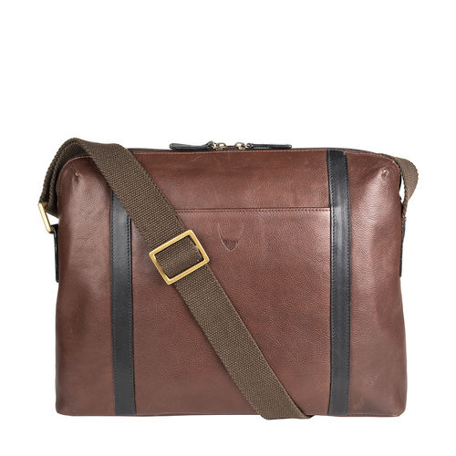 Gable 03 Messenger bag,  brown