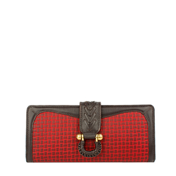 Frieda W1 (Rfid) Women's Wallet, Marrakech Melbourne Ranch,  red