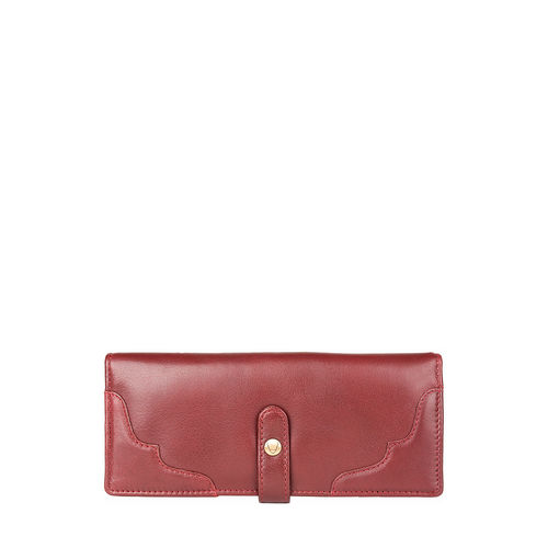 Hemlock W1 (Rfid) Women s Wallet, E. I. Sheep Veg,  red
