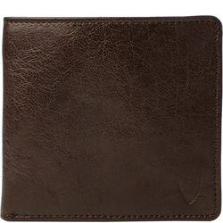 17 Men's wallet,  brown, khyber