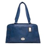 Orsay 03 Women s Handbag,  blue, lizard