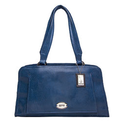 Orsay 03 Women's Handbag, lizard,  blue