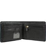 L104 Men s Wallet, Roma,  black
