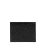 ALTAIR W1 SB (RF) MEN S WALLET CROCO,  black