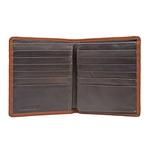 269-L105 Men s wallet,  tan, cabo