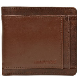 266-010 Men's wallet, ranchero,  brown