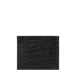 Sirius W1 Sb (Rfid) Men s Wallet Croco,  black