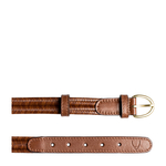 Florence Womens Belt Ranchero, L,  tan