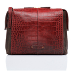 Sb Nyx 01 Women s Handbag Cement Croco,  red