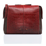 Sb Nyx 01 Women s Handbag Cement Croco,  red