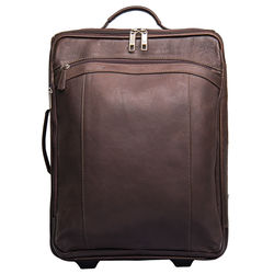 The Ridgeway 03 Wheelie bag,  brown, regular