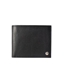 Altair W1 SB(Rf) Men's Wallet Manhattan,  black