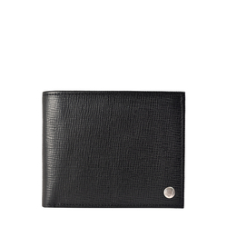 ALTAIR W1 SB(RFID) MEN'S WALLET MANHATTAN,  black