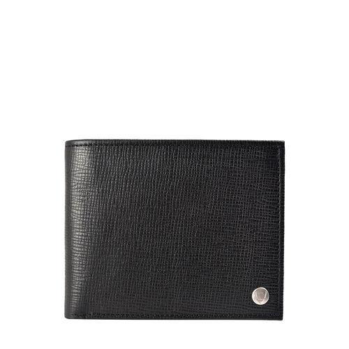 ALTAIR W1 SB(RFID) MEN S WALLET MANHATTAN,  black