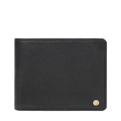 380-030 SB MENS WALLET REGULAR PRINTED,  black