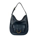 Chestnut 02 E. I Women s Handbag, E. I. Sheep Veg,  midnight blue