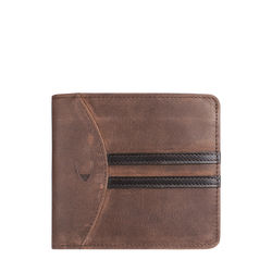 292-017 (Rf) Men's wallet,  brown